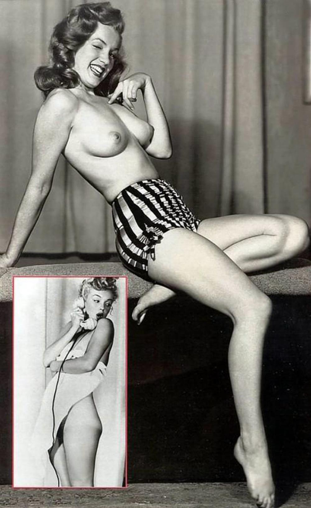 Фото секс с мерлин монро 10 фотография